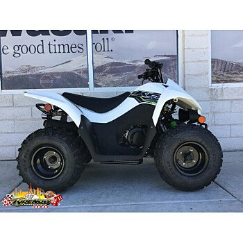 2019 Kawasaki KFX90 for sale 200692571