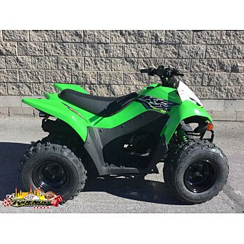 2019 Kawasaki KFX90 for sale 200700160