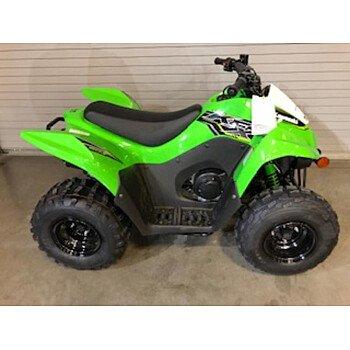 2019 Kawasaki KFX90 for sale 200694735