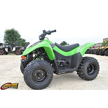 2019 Kawasaki KFX90 for sale 200739925