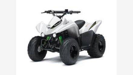 2019 Kawasaki KFX90 for sale 200686899