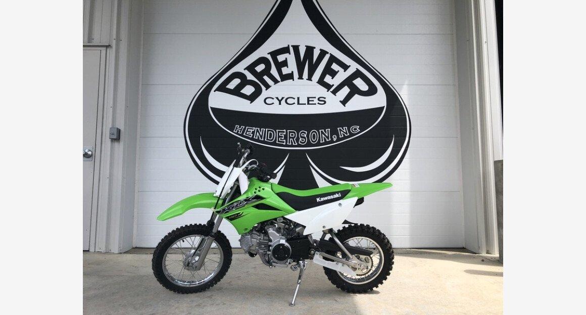 2019 Kawasaki KLX110 for sale 200596673