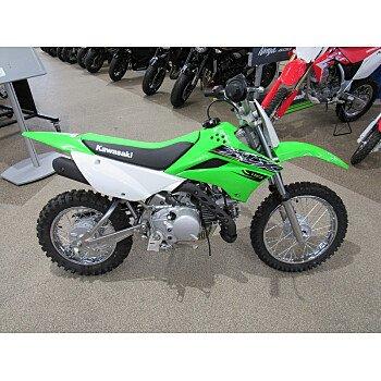 2019 Kawasaki KLX110 for sale 200597358