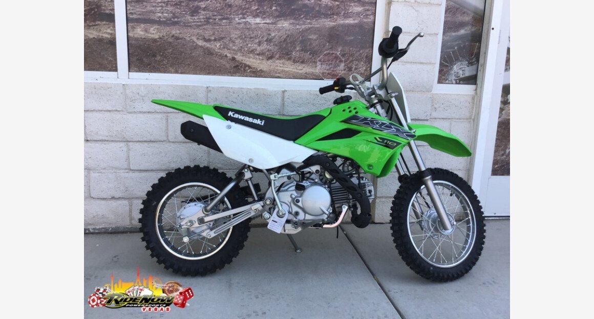 2019 Kawasaki KLX110 for sale 200609975