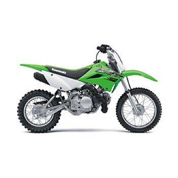2019 Kawasaki KLX110 for sale 200622398