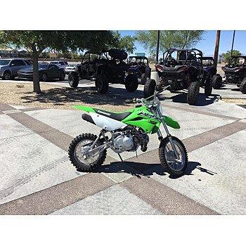 2019 Kawasaki KLX110 for sale 200633239