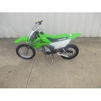 2019 Kawasaki KLX110 for sale 200637312