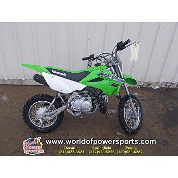 2019 Kawasaki KLX110 for sale 200650633