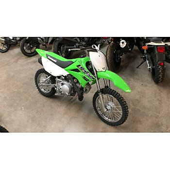 2019 Kawasaki KLX110 for sale 200694853