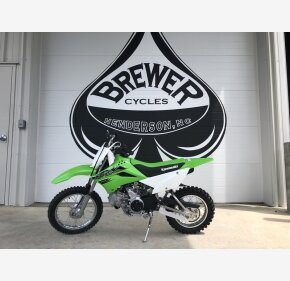 2019 Kawasaki KLX110 for sale 200596673