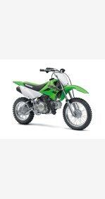 2019 Kawasaki KLX110 for sale 200605788