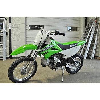 2019 Kawasaki KLX110 for sale 200739924