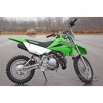 2019 Kawasaki KLX110 for sale 200744306
