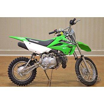 2019 Kawasaki KLX110 for sale 200744352