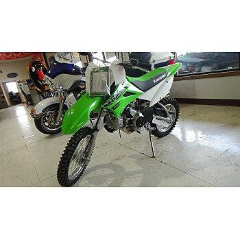 2019 Kawasaki KLX110 for sale 200799044