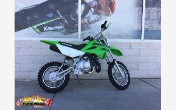 2019 Kawasaki KLX110L for sale 200612613