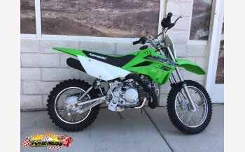 2019 Kawasaki KLX110L for sale 200616729