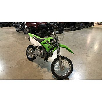 2019 Kawasaki KLX110L for sale 200687396