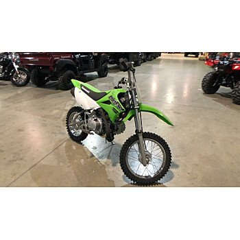 2019 Kawasaki KLX110L for sale 200687401