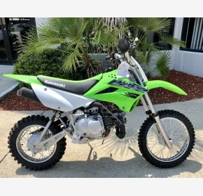 2019 Kawasaki KLX110L for sale 200613316