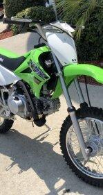 2019 Kawasaki KLX110L for sale 200613316