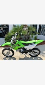 2019 Kawasaki KLX110L for sale 200626509