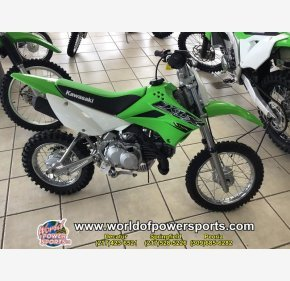 2019 Kawasaki KLX110L for sale 200637412