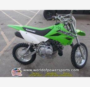 2019 Kawasaki KLX110L for sale 200650637