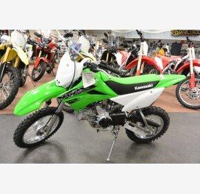 2019 Kawasaki KLX110L for sale 200661687