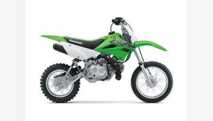 2019 Kawasaki KLX110L for sale 200663118