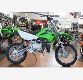 2019 Kawasaki KLX110L for sale 200675235