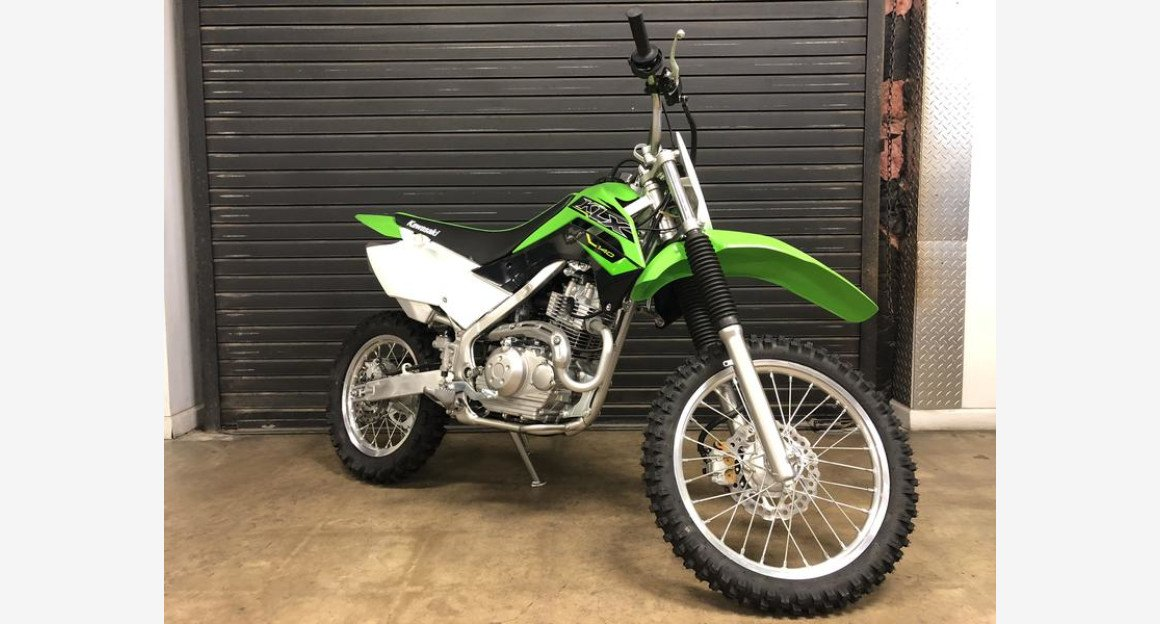 2019 Kawasaki KLX140 for sale 200601307