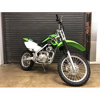2019 Kawasaki KLX140 for sale 200641027