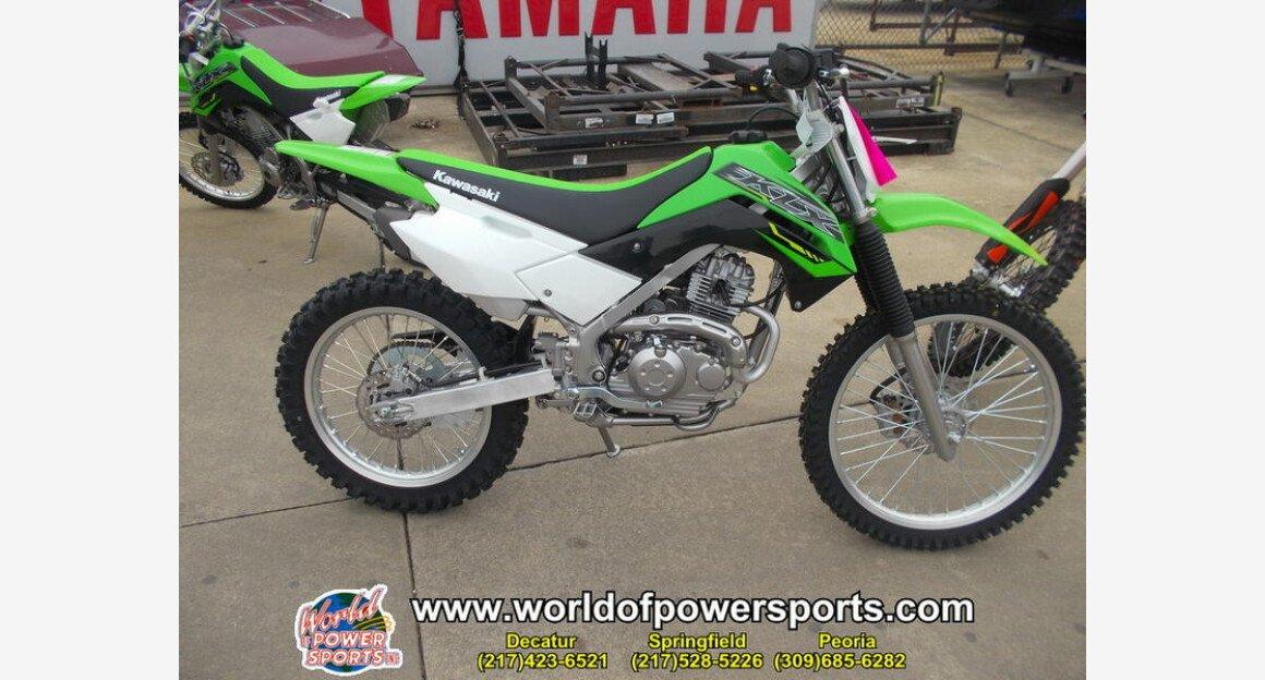 2019 Kawasaki KLX140G for sale 200648009