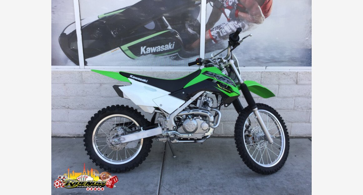 2019 Kawasaki KLX140L for sale 200609957