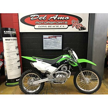 2019 Kawasaki KLX140L for sale 200714344