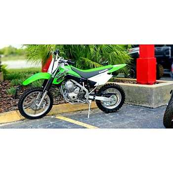 2019 Kawasaki KLX140L for sale 200820332