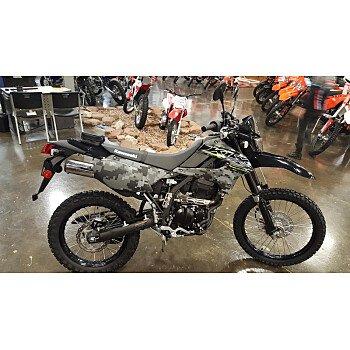 2019 Kawasaki KLX250 for sale 200716068