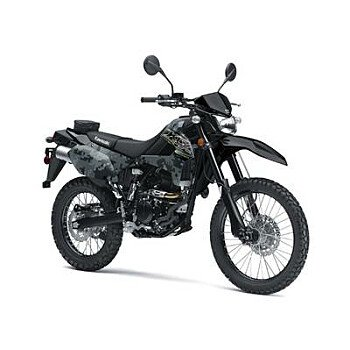 2019 Kawasaki KLX250 for sale 200640588