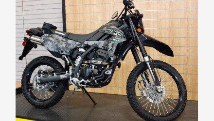2019 Kawasaki KLX250 for sale 200661236