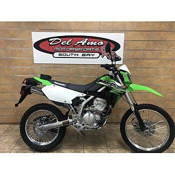 2019 Kawasaki KLX250 for sale 200714044