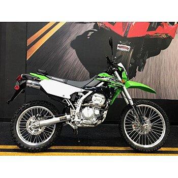 2019 Kawasaki KLX250 for sale 200809892
