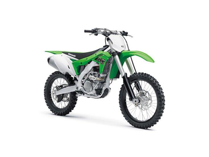 2019 Kawasaki KX100 250 specifications