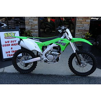 2019 Kawasaki KX250 for sale 200820337