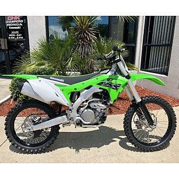 2019 Kawasaki KX250F for sale 200594110