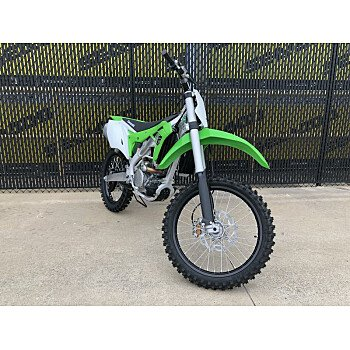 2019 Kawasaki KX250F for sale 200652873