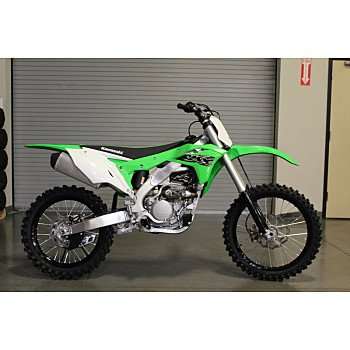 2019 Kawasaki KX250F for sale 200657485