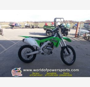 2019 Kawasaki KX250F for sale 200637383