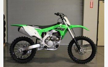 2019 Kawasaki KX250F for sale 200657537