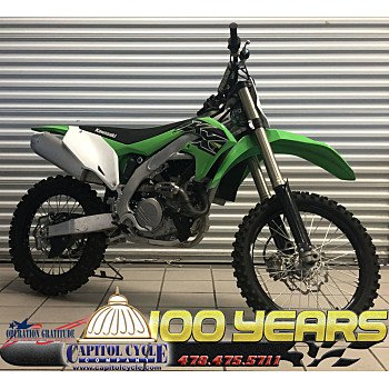 2019 Kawasaki KX450 for sale 200687180